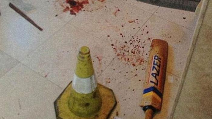 Man Kills Puppy With Cricket Bat