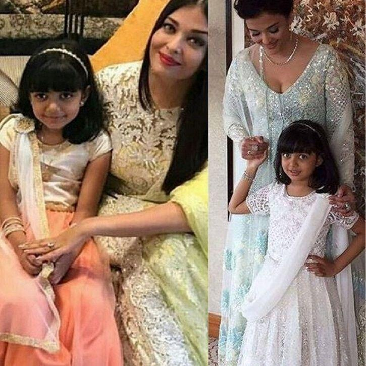 Aishwarya Dancing With Daughter Aaradhya On Badri Ki Dulhania Is The Cutest Thing