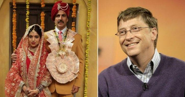 Bill Gates Lauds Akshay's 'Toilet: Ek Prem Katha'