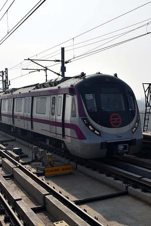 Delhi Metro Set To Add 120 Km In 2018