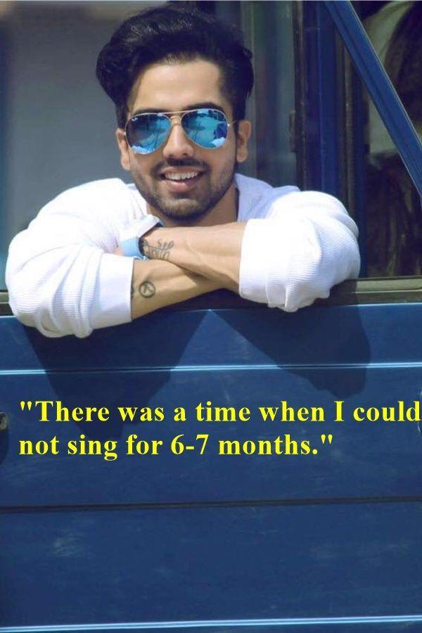 e3bcd4c3d 'Soch' Singer Harrdy Sandhu Recalls His Dark Phase, Says I've Gone Through  Depression