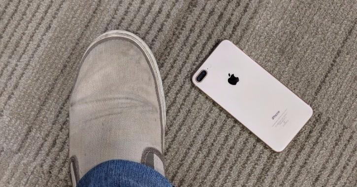 I Accidentally Dropped My iPhone 8 Plus 15 Times In 10 Weeks