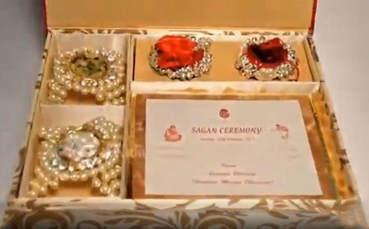 alleged wedding card of mukesh ambanis son goes viral and it