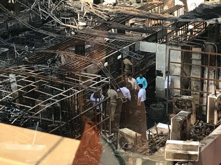 Mumbai Wakes Up To Kamala Mills Fire Horror