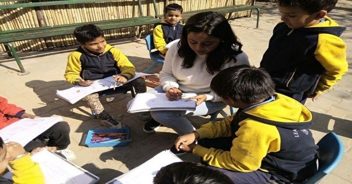 ngo help government schools to improve education and take over