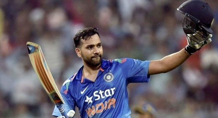 Rohit Sharma is the only player to have scored 3 double hundreds in ODIs.