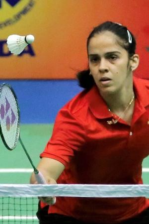 Saina Nehal pulled out due to an injury from her match vs PV Sindhu.