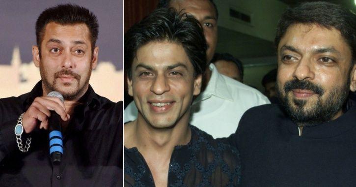 Salman Khan talks about Sanjay Leela Bhansali choosing Shah Rukh Khan over him in Devdas
