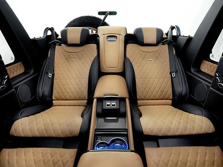 Mercedes Maybach G 650 Landaulet