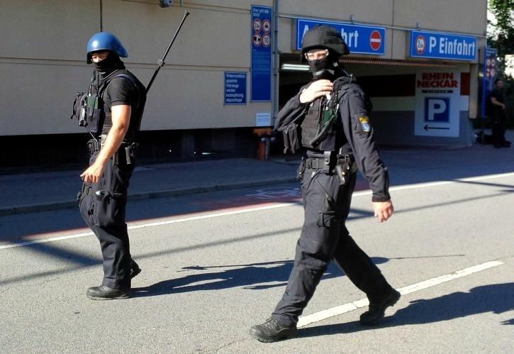 German Police Say Claims Of Mass Sexual Assault By