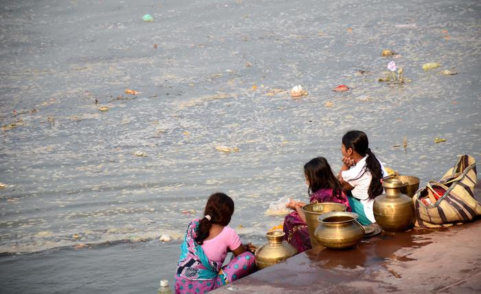 Clean Ganga UP election