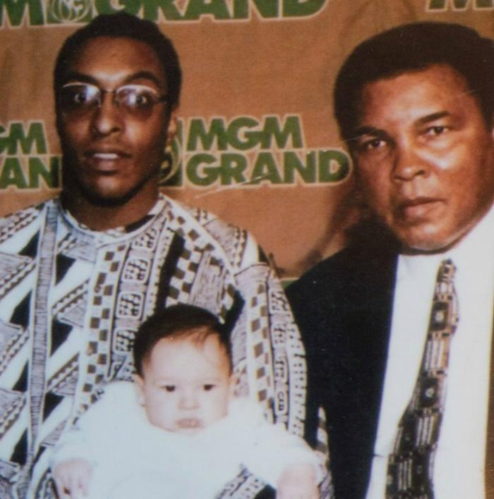 Boxing Legend Muhammad Ali's Son Detained At US Airport ...