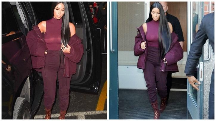 032bc4dc642 5 Times Kim Kardashian Left NOTHING To Imagination As She Walked ...