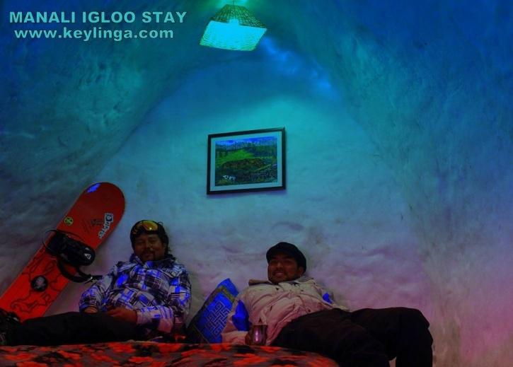 Manali Igloo Stay