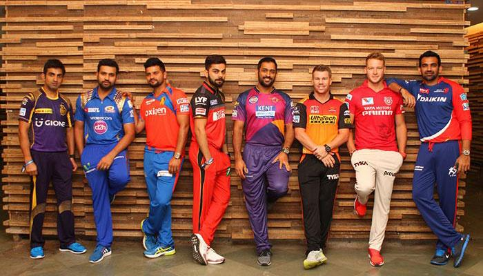 IPL Captains