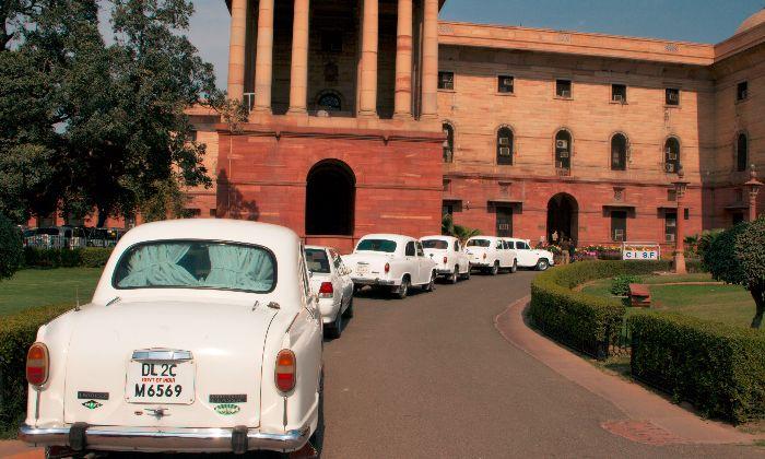 Ambassador cars
