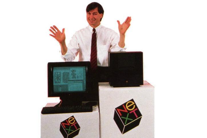 Steve Jobs NeXT Computer