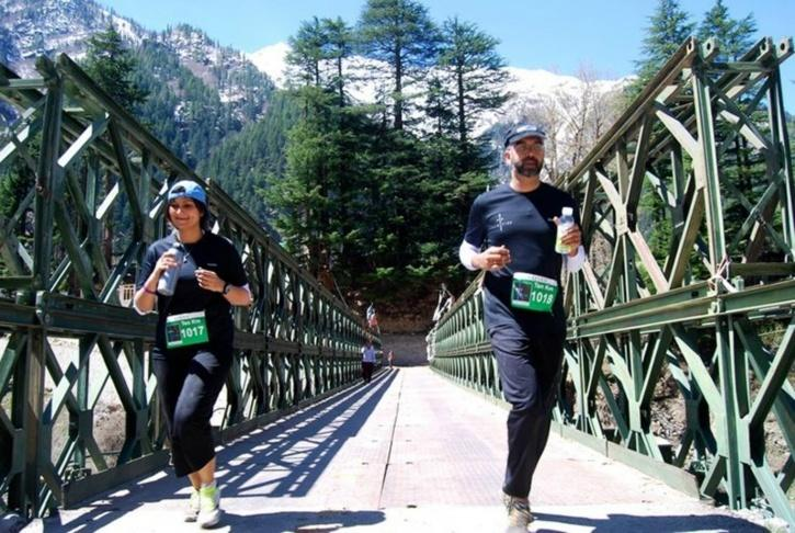 The Himalayan marathon