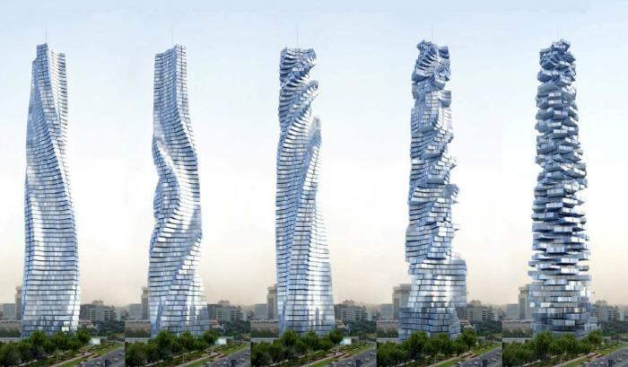 Dynamic Tower Hotel