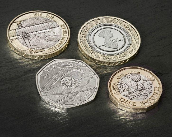 After India Uk Is Demonetising The Pound Coin It Took Them Just 5