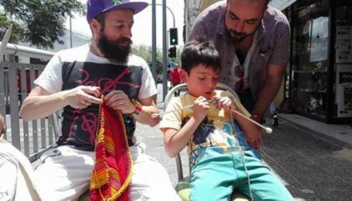 Men Knit