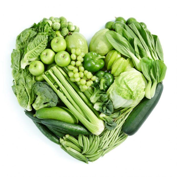 Diet to improve heart health