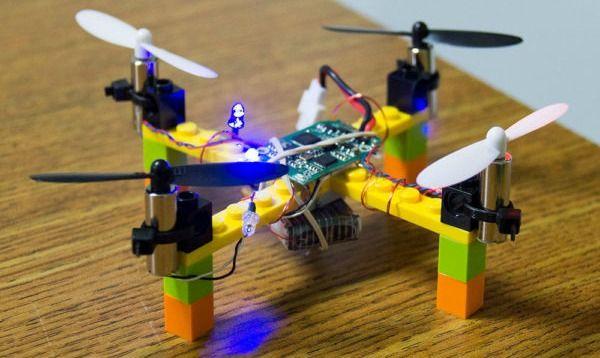 Lego drone kit