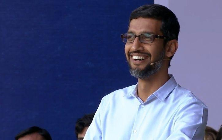 Google CEO Sundar Pichai Speaks At His Alma Mater, IIT Kharagpur. Talks About Bunking Classes And Carrying Seniors