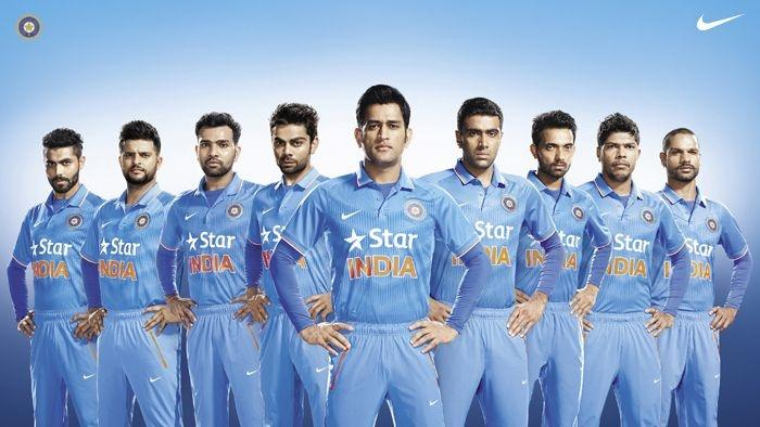 bbe215c37c81 Ahead Of England Series Team India Gets A New ODI Jersey And It s ...