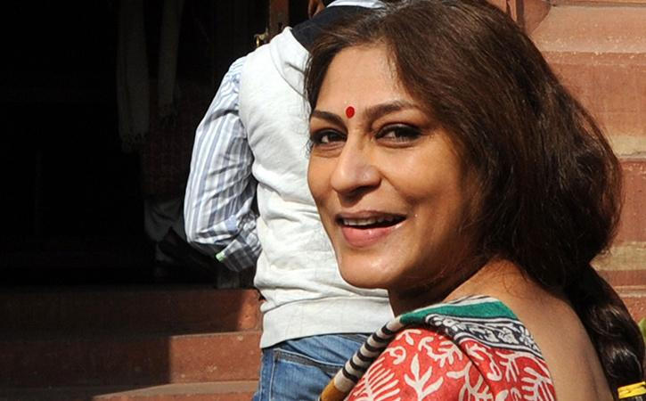 BJP MP Roopa Ganguly Quizzed By CID In West Bengal Child