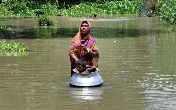 Floods In Northeast