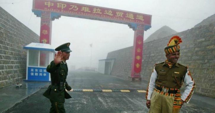 China India standoff