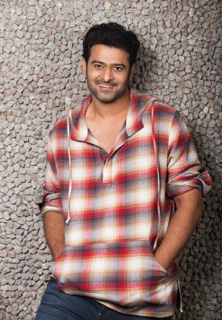 Prabhas Is Spreading His Charm With That Innocent Smile ...