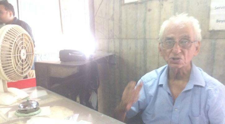 Parvez Irani, the owner of Yazdani Bakery
