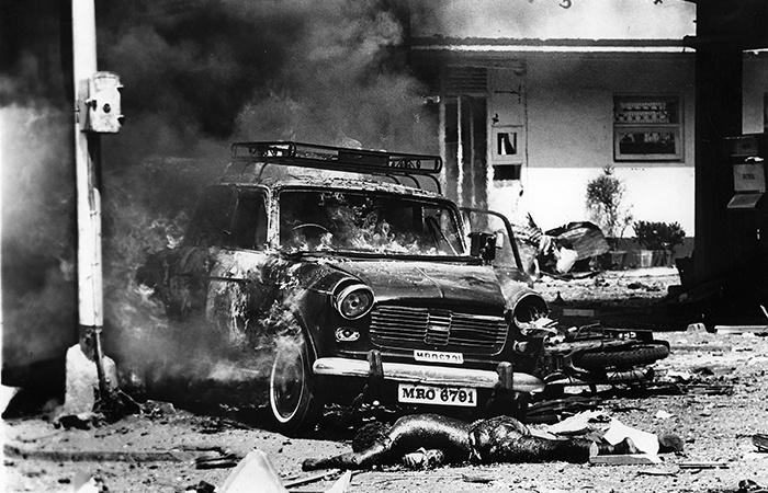 1993 Blast