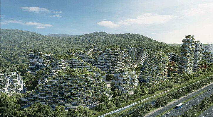 Images courtesy: Stefano Boeri Architetti