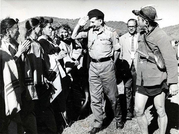 Field Marshal Manekshaw