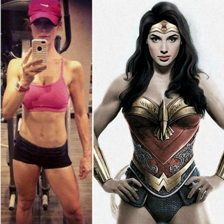 Gal Gadot's training regime for Wonder Woman was no joke and that's why she had to work with trainers such Mark Twight, who was responsible for whipping the men from 300 into jaw-dropping shape