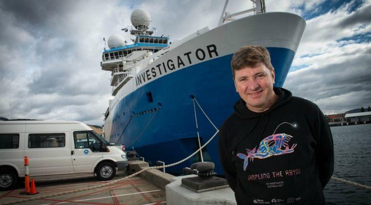 Nightmarish deep sea creatures hauled off the Australian coast