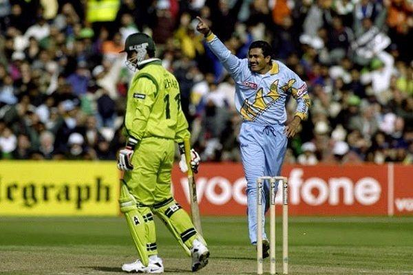 Image result for 1999 world cup india vs pakistan