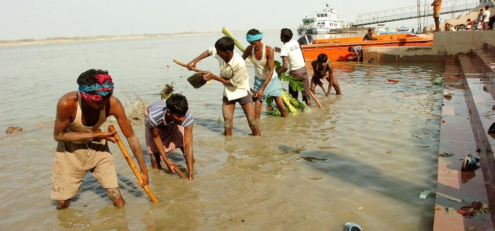 Ganga Cleaning