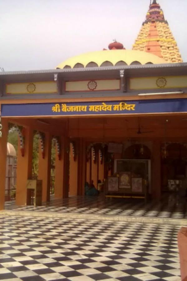Do You Know That Baijnath Mahadev Temple In MP Was Built By A Shiva