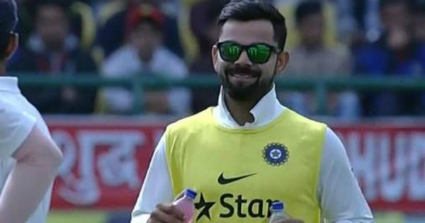 9fff1035e10 Virat Kohli May Not Be Playing But He Still Has An Important Role ...