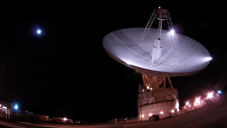 NASA radar