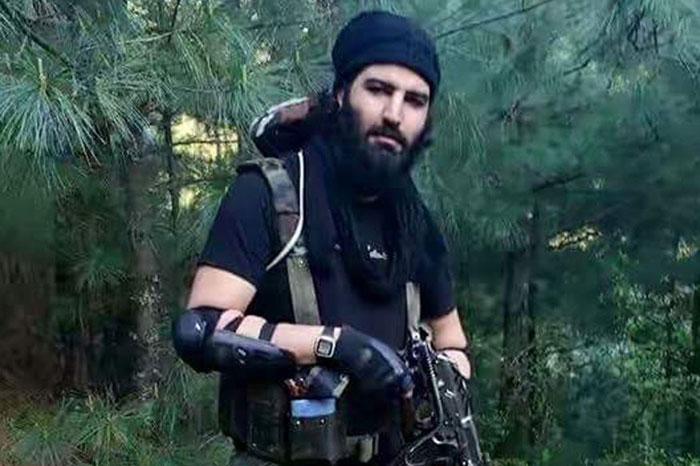 Hizbul Mujahideen identified Riyaz Naikoo