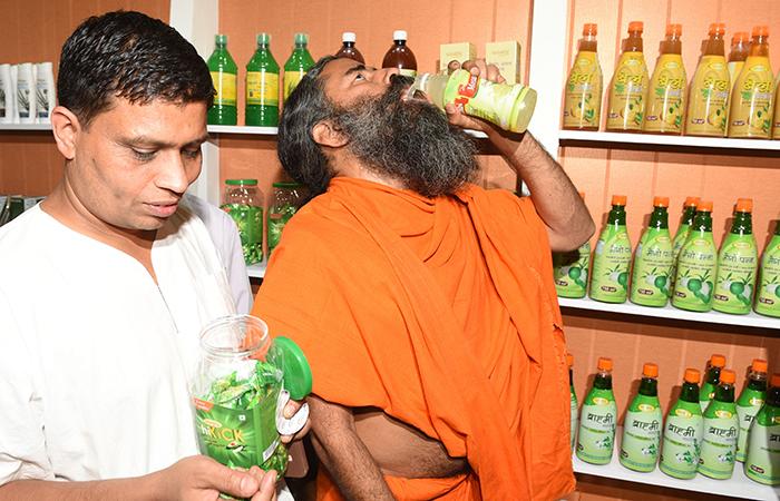 Baba Ramdev's Patanjali Registers Rs 10,561 Crore Revenue In