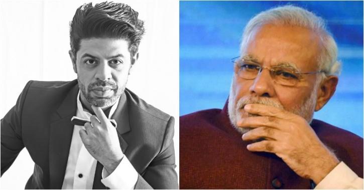 Ssumier Pasricha, Pammi Aunty, PM Modi