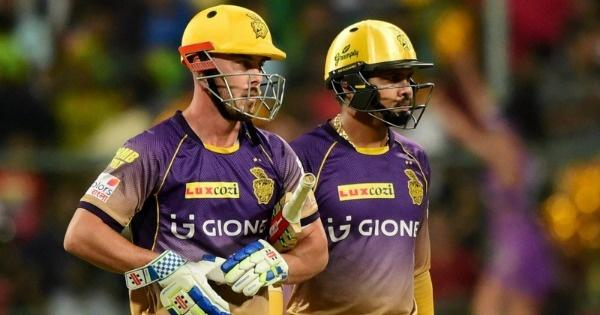 Image result for sunil narine and chris lynn