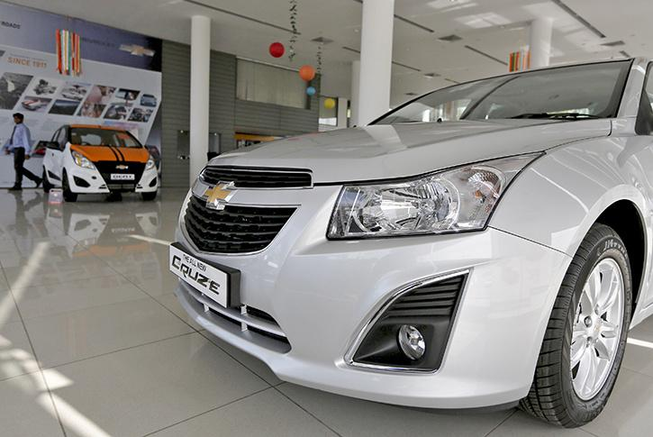 General Motors To Stop Selling Chevrolet Cars In India By The End Of
