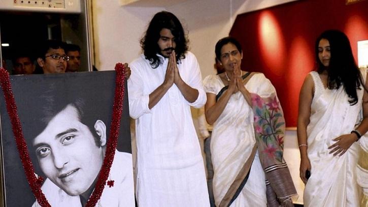 Vinod Khanna Prayer Meet
